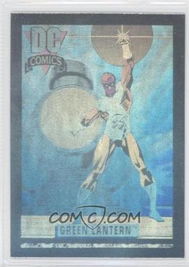 1992 Impel DC Comics DC Cosmic Holograms #DCH5 - Green Lantern