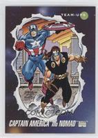 Captain America, Nomad
