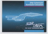 Ship Schematic Starboard Elevation