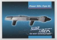 Phaser Rifle (type Iii)