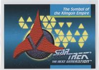 The Symbol Of The Klingon Empire