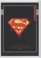 Dripping Superman logo