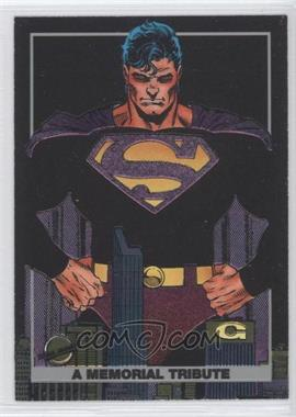 1992 SkyBox Doomsday: The Death of Superman [???] #S3 - [Missing]