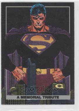 1992 SkyBox Doomsday: The Death of Superman [???] #S3 - Superman