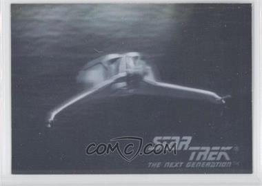 1992 Star Trek The Next Generation Hologram #01H - [Missing]