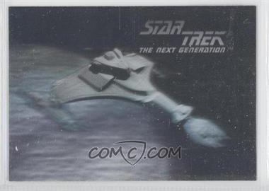 1992 Star Trek The Next Generation Hologram #2H - [Missing]