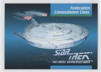 Federation Constellation Class