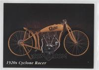 1920s Cyclone Racer