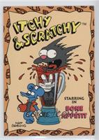 Itchy & Scratchy: Bone Appetit