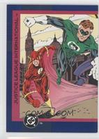 Flash, Green Lantern