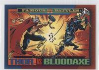 Thor Vs. Bloodaxe