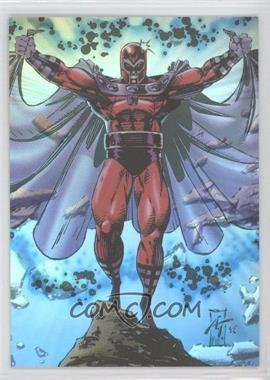 1993 SkyBox Marvel X-Men: Series 2 - Holithogram #H-2 - Magneto