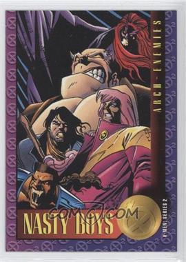 1993 SkyBox Marvel X-Men: Series 2 [???] #54 - [Missing]