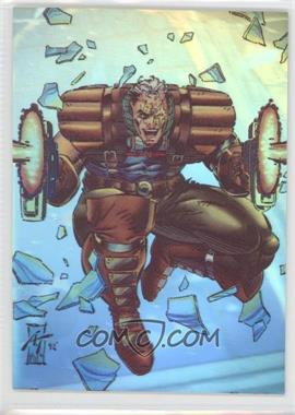 1993 SkyBox Marvel X-Men: Series 2 Holithogram #H-1 - Cable