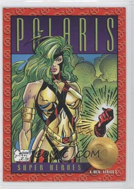 1993 SkyBox Marvel X-Men: Series 2 #22 - Polaris