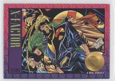 1993 SkyBox Marvel X-Men: Series 2 #83 - X-Factor
