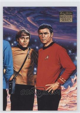 1993 SkyBox Master Series Star Trek - [Base] #F1 - [Missing]