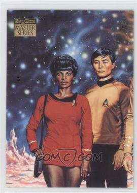 1993 SkyBox Master Series Star Trek - [Base] #F3 - The Original Crew