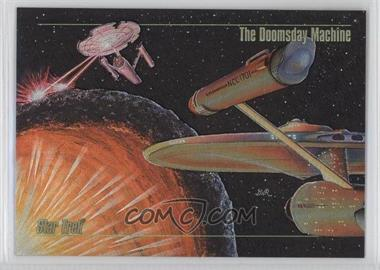 1993 SkyBox Master Series Star Trek - Spectra #S-5 - The Doomsday Machine