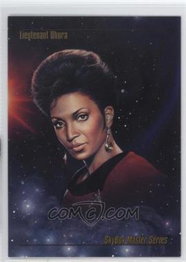 1993 SkyBox Master Series Star Trek Prototypes #N/A - Lieutenant Uhara