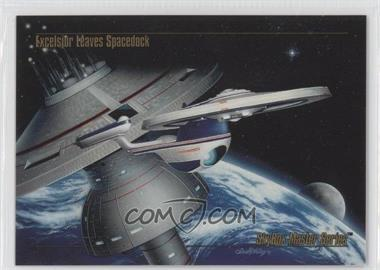 1993 SkyBox Master Series Star Trek Prototypes #N/A - [Missing]