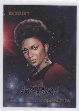 1993 SkyBox Master Series Star Trek Prototypes #N/A - [Missing]