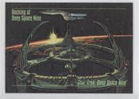 Docking at Deep Space Nine