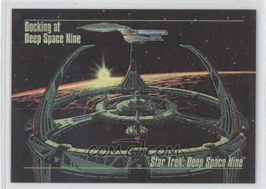1993 SkyBox Master Series Star Trek Spectra #S-1 - [Missing]