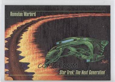 1993 SkyBox Master Series Star Trek Spectra #S-2 - [Missing]