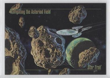 1993 SkyBox Master Series Star Trek Spectra #S-3 - [Missing]