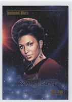 Lieutenant Uhura