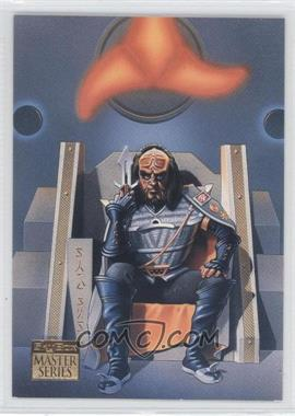 1993 SkyBox Master Series Star Trek #2 - [Missing]