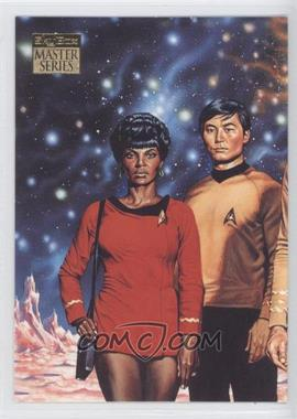1993 SkyBox Master Series Star Trek #3 - [Missing]