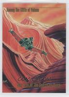 Among the Cliffs of Vulcan