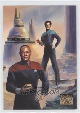 1993 SkyBox Master Series Star Trek #7 - [Missing]