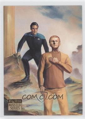 1993 SkyBox Master Series Star Trek #F9 - [Missing]