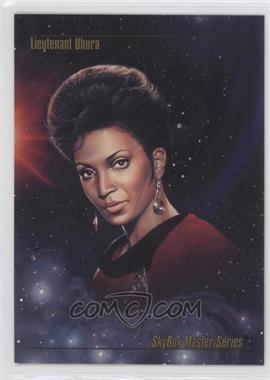1993 SkyBox Master Series Star Trek #N/A - [Missing]