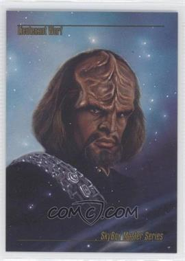 1993 SkyBox Master Series Star Trek #N/A - [Missing]