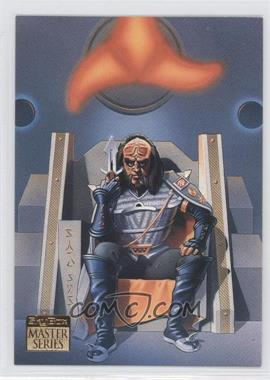 1993 SkyBox Master Series Star Trek #S2 - [Missing]