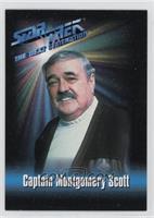 Captain Montgomery Scott