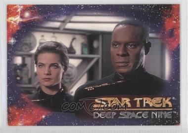 1993 SkyBox Star Trek Deep Space Nine - Prototype #N/A - Header (Commander Benjamin Sisko)