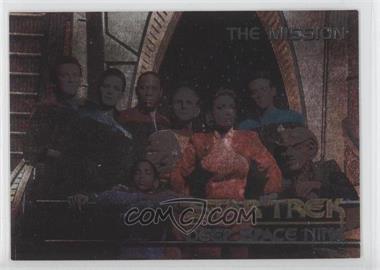 1993 SkyBox Star Trek Deep Space Nine - Spectra #SP4 - The Mission