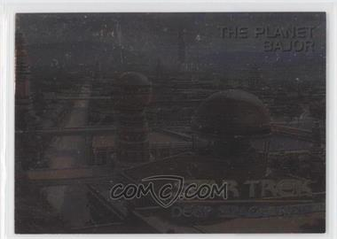 1993 SkyBox Star Trek Deep Space Nine Spectra #SP1 - The Planet Bajor