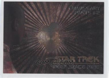 1993 SkyBox Star Trek Deep Space Nine Spectra #SP2 - Emissary - Parts 1-2