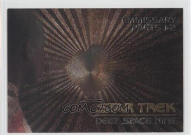 1993 SkyBox Star Trek Deep Space Nine Spectra #SP2 - [Missing]