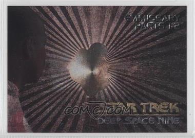 1993 SkyBox Star Trek Deep Space Nine Spectra #SP2 - [Missing]