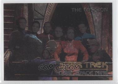 1993 SkyBox Star Trek Deep Space Nine Spectra #SP4 - The Mission