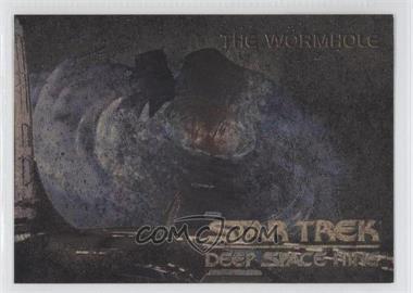 1993 SkyBox Star Trek Deep Space Nine Spectra #SPG - The Wormhole