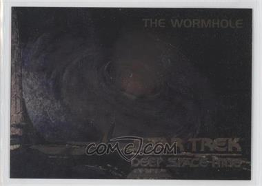 1993 SkyBox Star Trek Deep Space Nine Spectra #SPG - The Wormhole