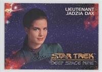 Lieutenant Jadzia Dax